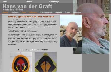 Hans Van Der Graft Bwd Boschwebdesign